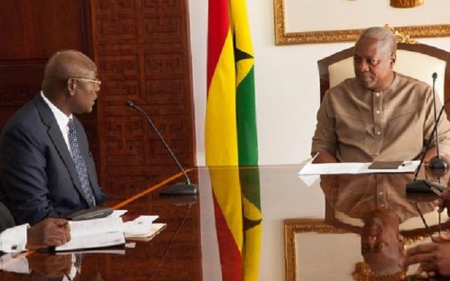 Don't change Amissah-Arthur – Adjaho tells Mahama