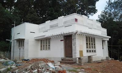 Kerala House Construction Tips 12 Painting