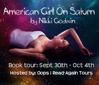 American Girl on Saturn by Nikki Godwin Guest Post