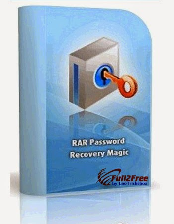 RAR Password Recovery Magic v6.1.1.393 with Serial Key