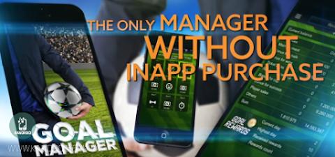 Goal Football Manager v3.10.0 Apk MOD