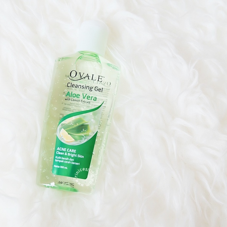 Ovale Cleaning Gel