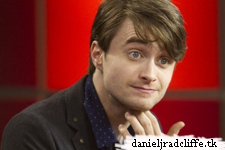 Daniel Radcliffe on The Morning Show