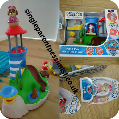 Paw Patrol Weebles Toy Review