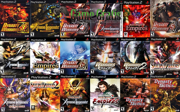 Download Kumpulan Game PS2 ISO Gratis - Download Games Gratis