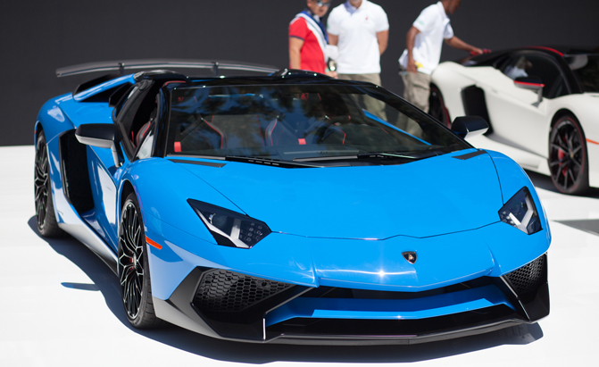 Lamborghini S New Limited Edition Car Centenario Is Already Sold Out