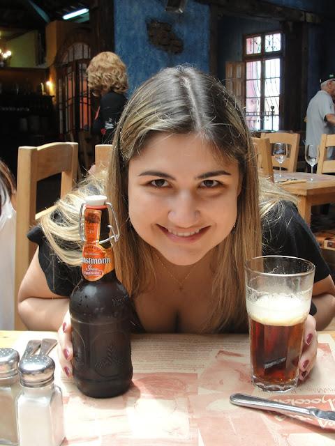 Cerveja Kunstmann - restaurante Como Agua Para Chocolate.