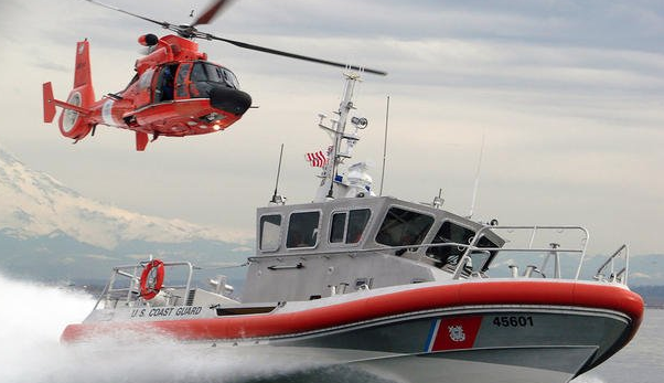 United States Coast Guard Recruitment for Foreigners