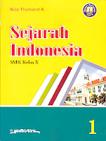 AJIBAYUSTORE  Judul Buku : Sejarah Indonesia SMK Kelas 10