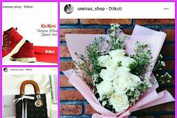 Rekomendasi Online Shop Fashion Pria Dan Wanita Di Instagram