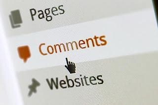 Despre comentariile pe bloguri