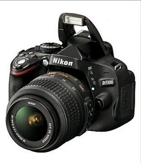 Paytm Rs. 5000 Cashback on Nikon D5100 SLR 16.2 Megapixels Digital Camera
