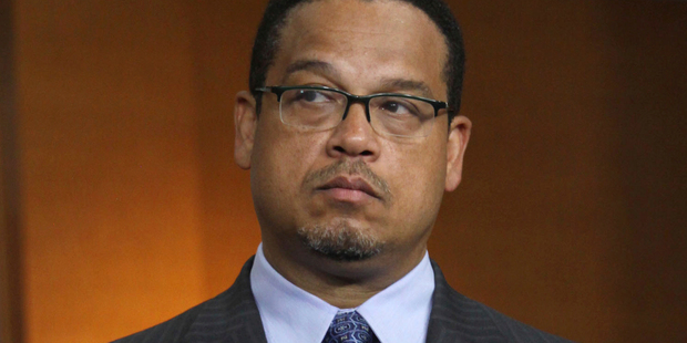 Is Keith Ellison the man who can stop US President Donald Trump?