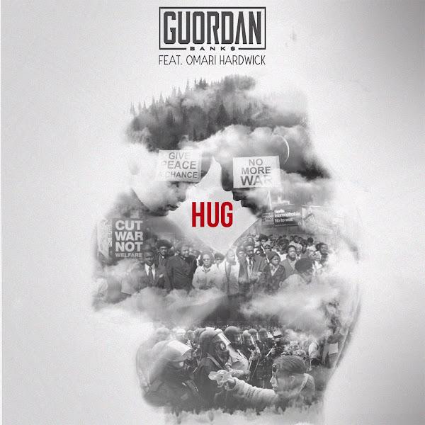 Guordan Banks - Hug (feat. Omari Hardwick) - Single Cover