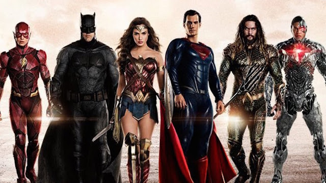 Justice League: Film Review