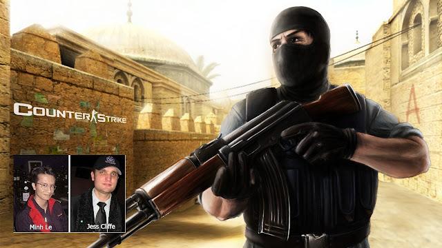 História do Counter-Strike: o jogo!