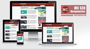 MC SEO Responsive Blogger Templates