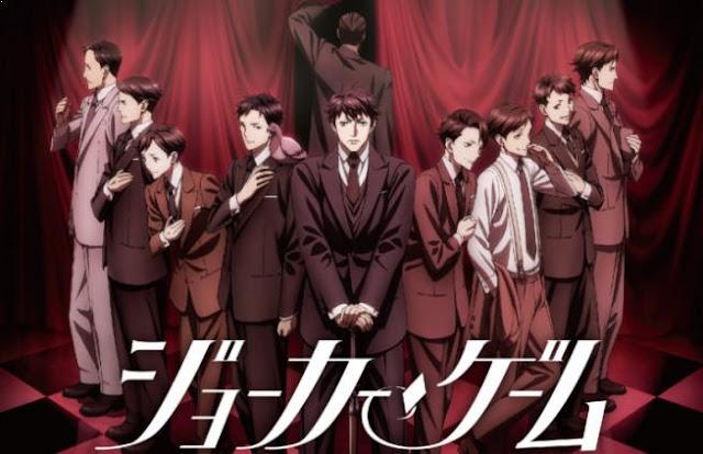 Joker Game - Anime Tentang Perang Terbaik dan Terkeren (Dari Jaman Kerajaan sampai Masa Depan)