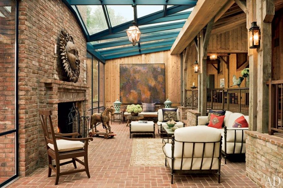 New Home Interior Design Barn Style Houses
