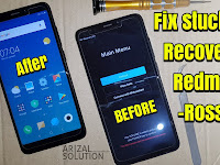 Xiaomi Redmi 5 Rosy Fix Bootloop Stuck Mi-recovery (Flashing/Install Rom)
