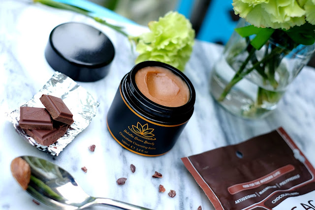 Review of Holistic Green Beauty's Chocolate Cleansing Balm