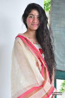 Actress Sai Pallavi Stills at Fida Movie Opening