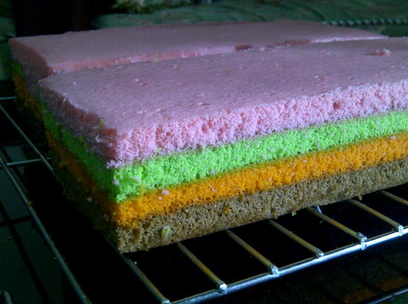Resep Cake Berhantu Ncc: FM Cake: Bolu Kukus Mambo