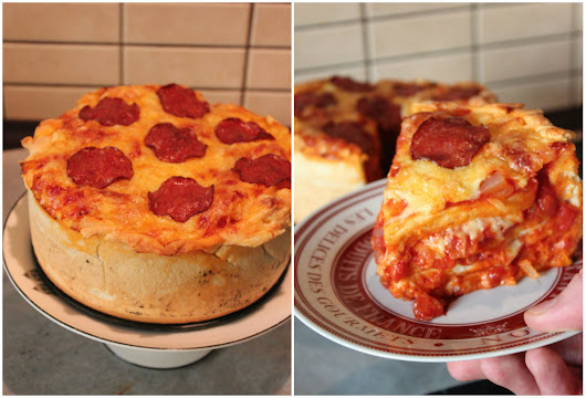 PIZZA CAKE!!!111oneoneone | From movie to the kitchen