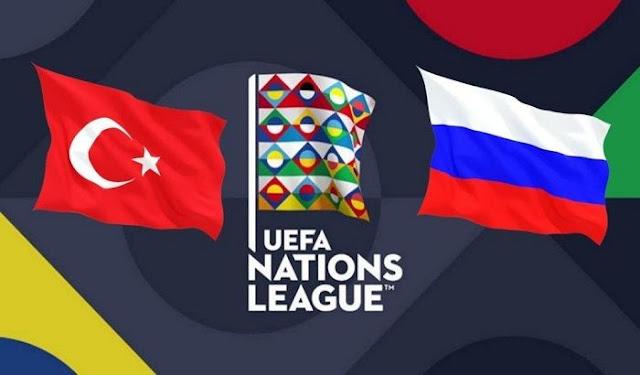 Prediksi UEFA Nations League Russia vs Turki 14 Oktober 2018 Pukul 23.00 WIB