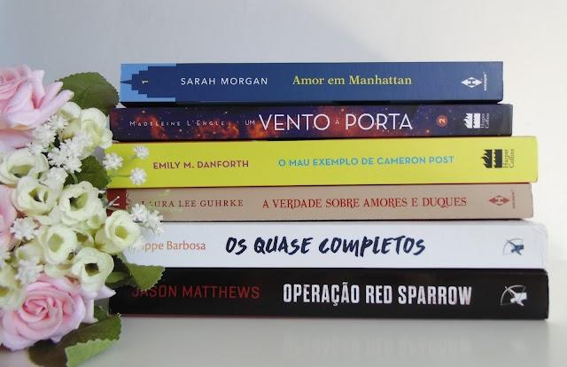 Book Haul - Fevereiro
