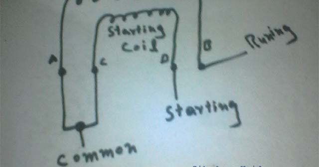Capacitor Start Single Phase Compressor Wiring Diagram View Diagram