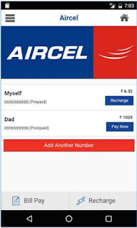 Download Aircel App and Get 100 MB Data Free 2016