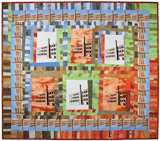 Silk Mill #3, by Sue Reno