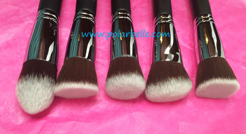 mini precision brushes, brush holder,