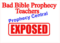 Bad Bible Prophecy Teachers Exposed, Ron Graff, Prophecy Central
