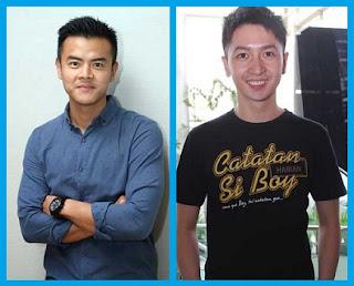 Dion Wiyoko dan Albert Halim, Pemeran Utama Film Sundul Gan