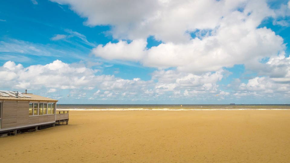 Spending May Half Term in Holland (on a budget) - The Hague Beach