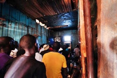 Shocking: Den Where People Pay N500 to Watch Live 'Blue Film' Acted by Young Girls at Night Exposed