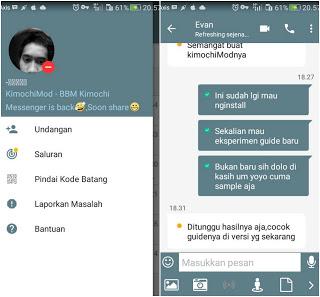 BBM MOD Kimochi v3.3.1.24 Apk Terbaru