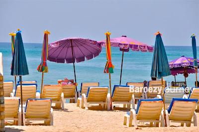 Pantai Patong, Phuket Thailand