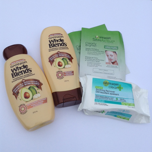 Garnier Back To School Must Haves ~ #Review