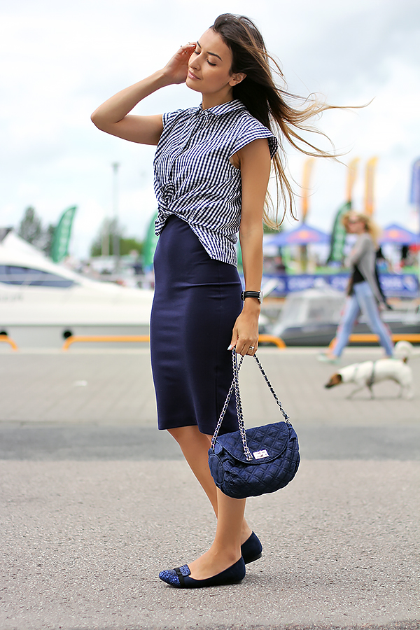 Tallinn Maritime Day fashion