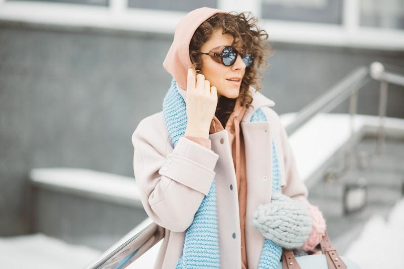 как одеваться красиво и тепло