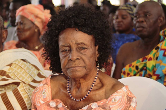 Gospel Musician Mama Esther's 102-year-old mother