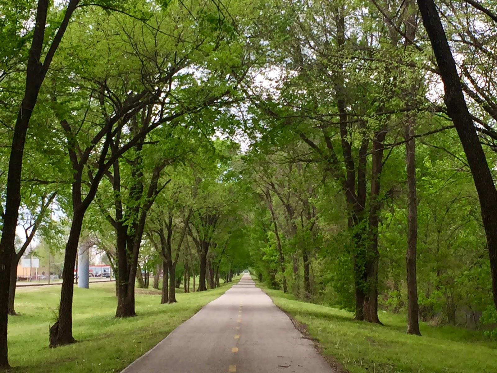 Along the Way: River Parks, Newblock, and KATY Trail ... Katy Trail