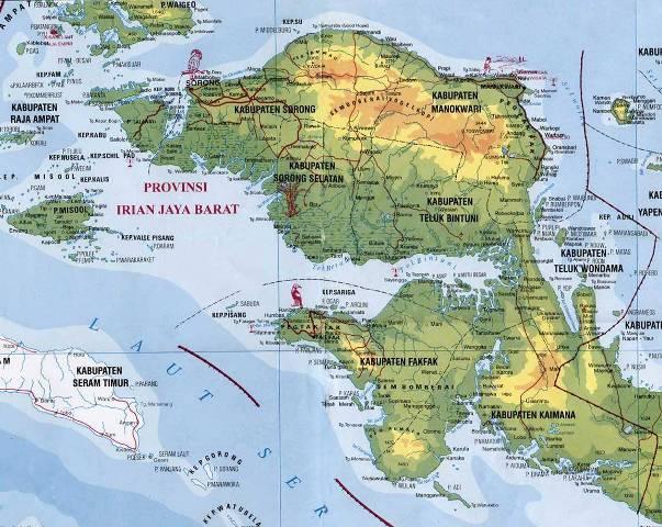 Radio Hms Fakfak Majelis Rakyat Papua Barat Dilantik