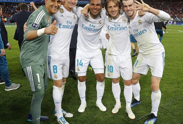 Real Madrid Memang Luar Biasa Walau Tanpa Ronaldo