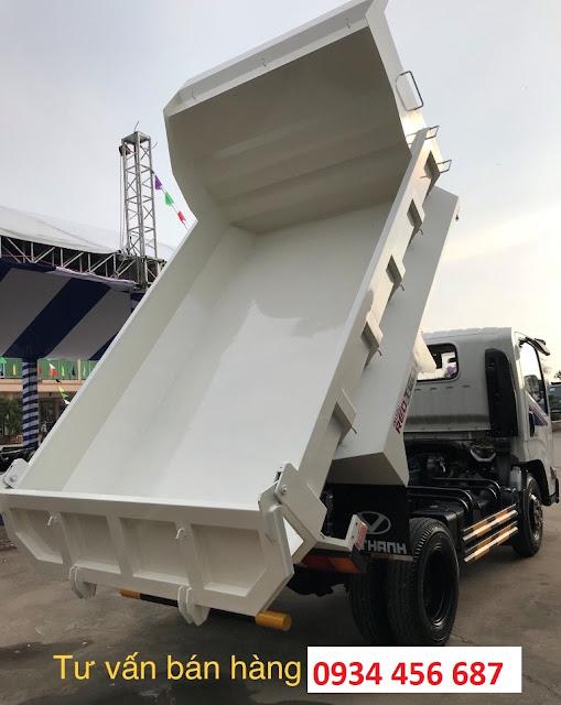 Xe ben 2 tấn IZ65s Đô thành - Hình 3
