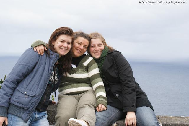 Erasmus - Wycieczki po Sao Miguel
