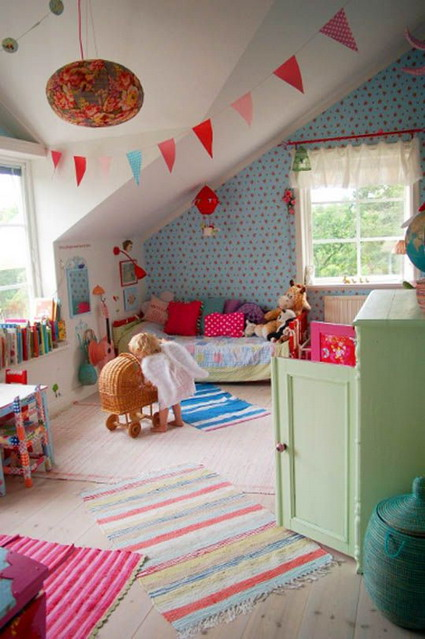 10 cute and lovely bedroom ideas for little girls 9